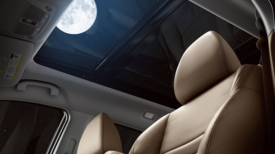 2015 Nissan Rogue Panoramic Power Moonroof