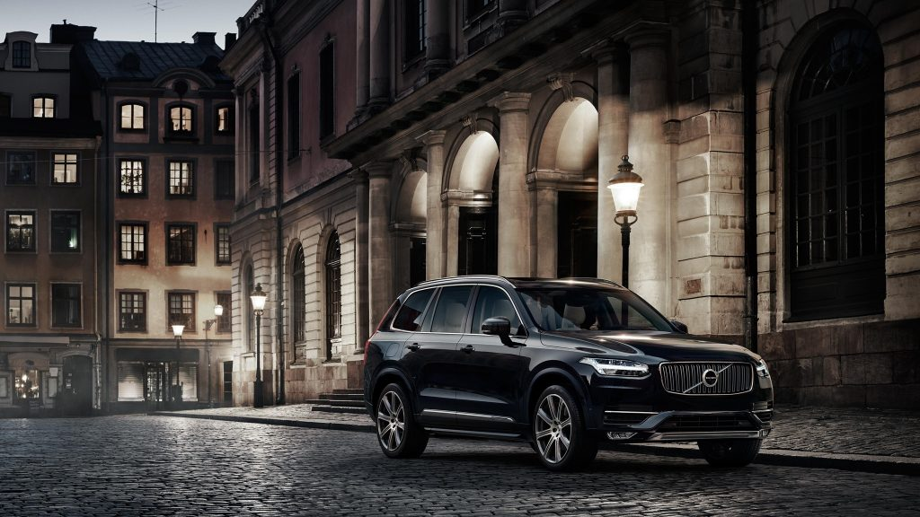 The Stylish Exterior of the 2016 Volvo XC90