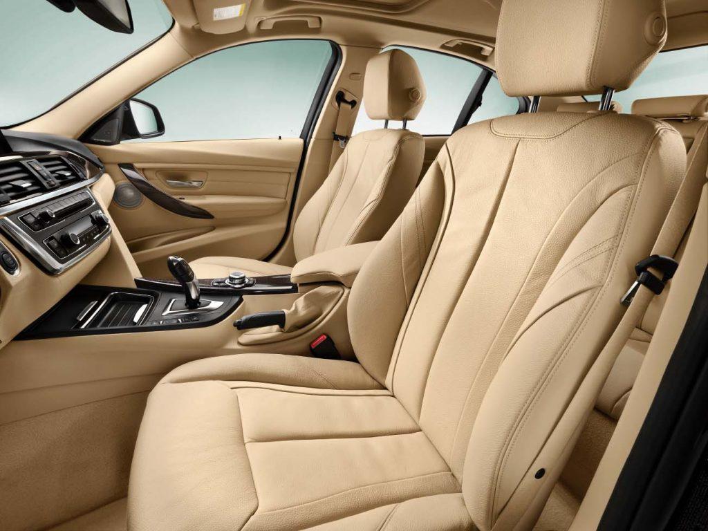 2015 BMW 328i Sedan Interior