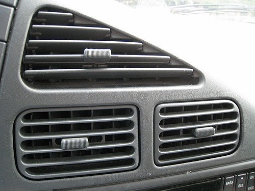 Vehicle A/C System