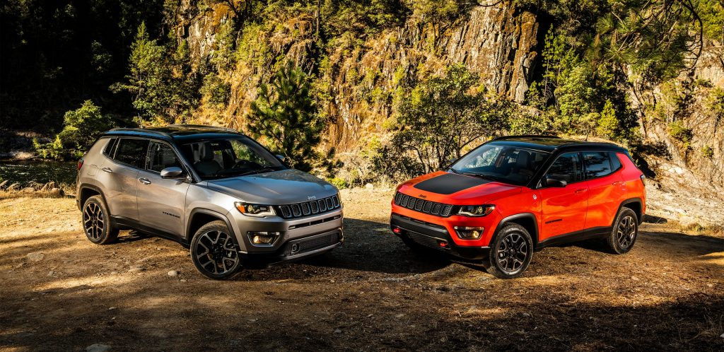 2017 Jeep Compass Models