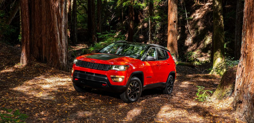 2017 Jeep Compass Trailhawk Performance