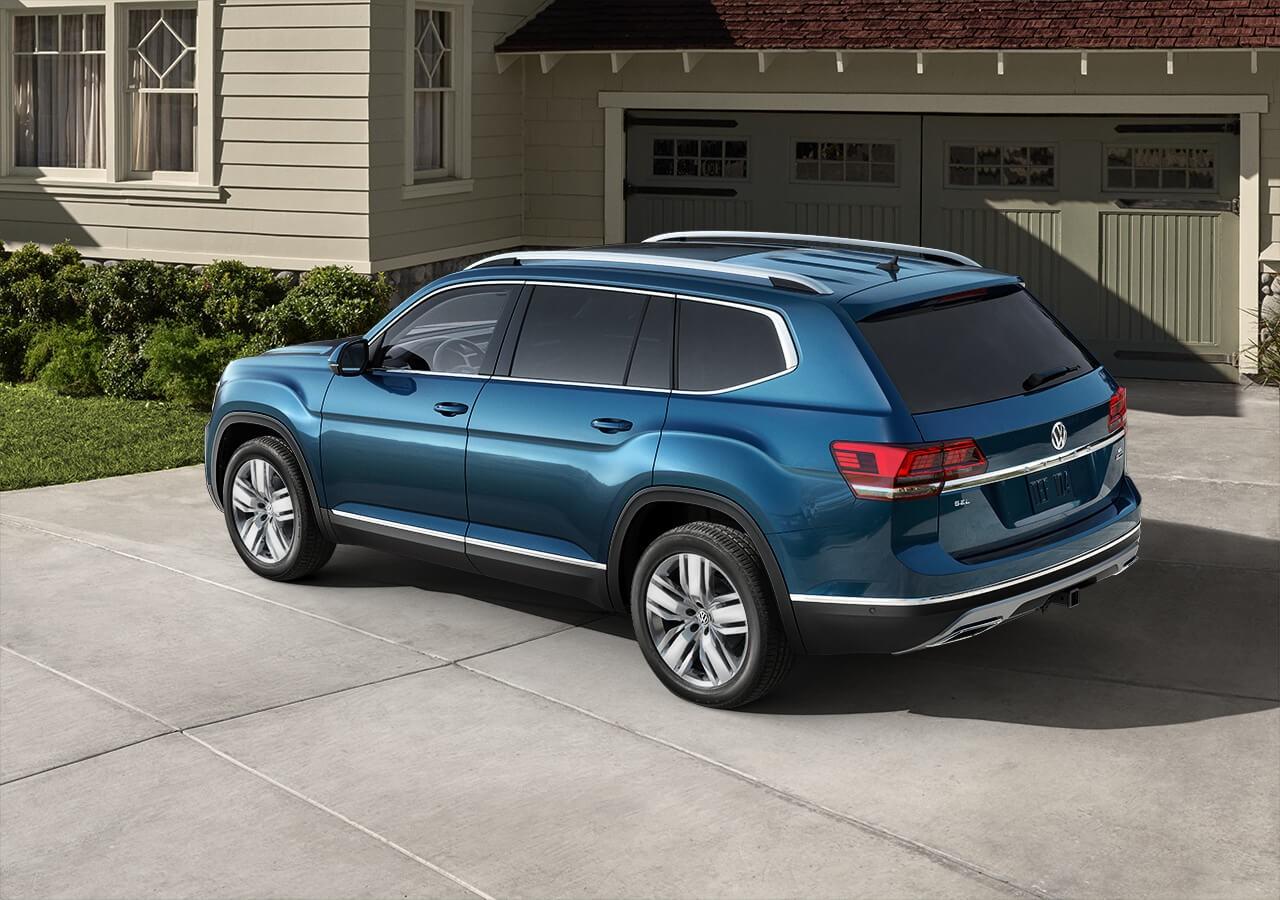 2018 Volkswagen Atlas Exterior Side