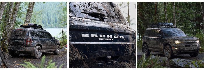 Ford Bronco Sport Lake